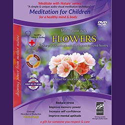 Meditation with Flowers