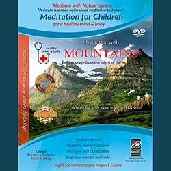 Meditation with Mountains for Children