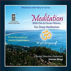 Meditation with Om & Ocean Waves