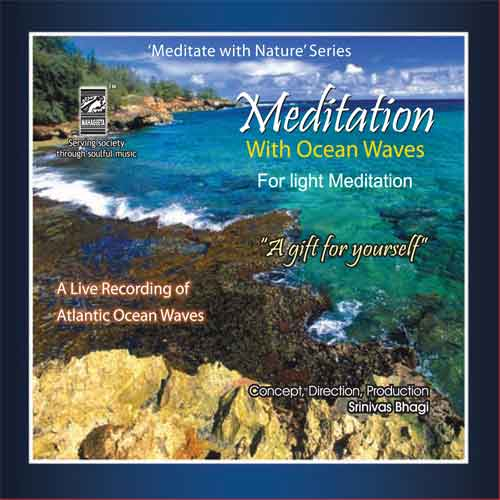 Meditation with Ocean Waves