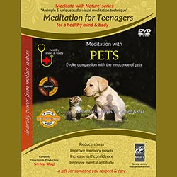 Meditation with Pets for Teenagers