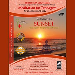 Meditation with Sunset for Teenagers