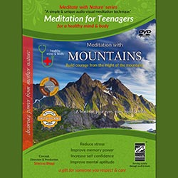 Meditation with Mountains for Teenagers