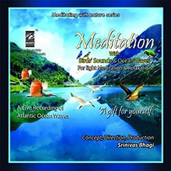 Meditation with Birds Sounds & Ocean Waves