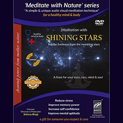 Meditation with Shining Stars